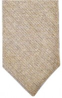 Beige Warm Handle Wool Tie