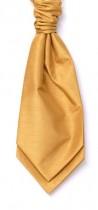 Gold Colour Shantung Cravat